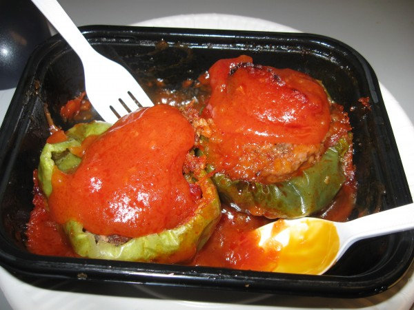 Stouffer s stuffed peppers